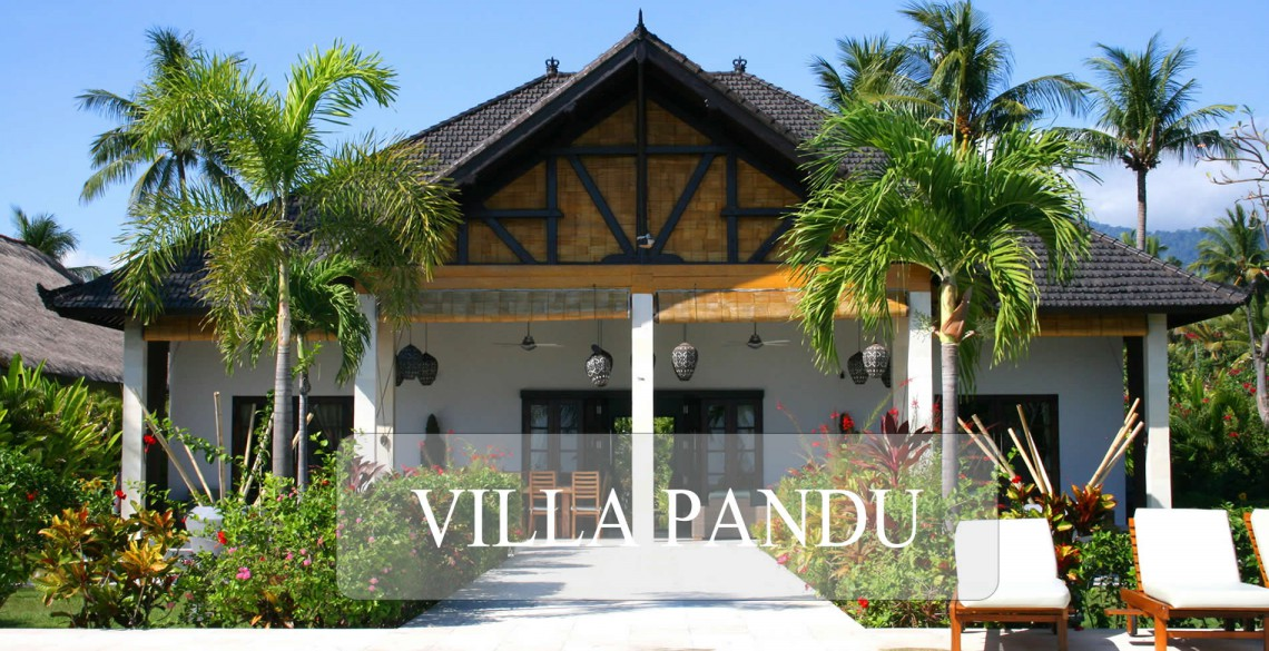 Bali Vakantie Villa