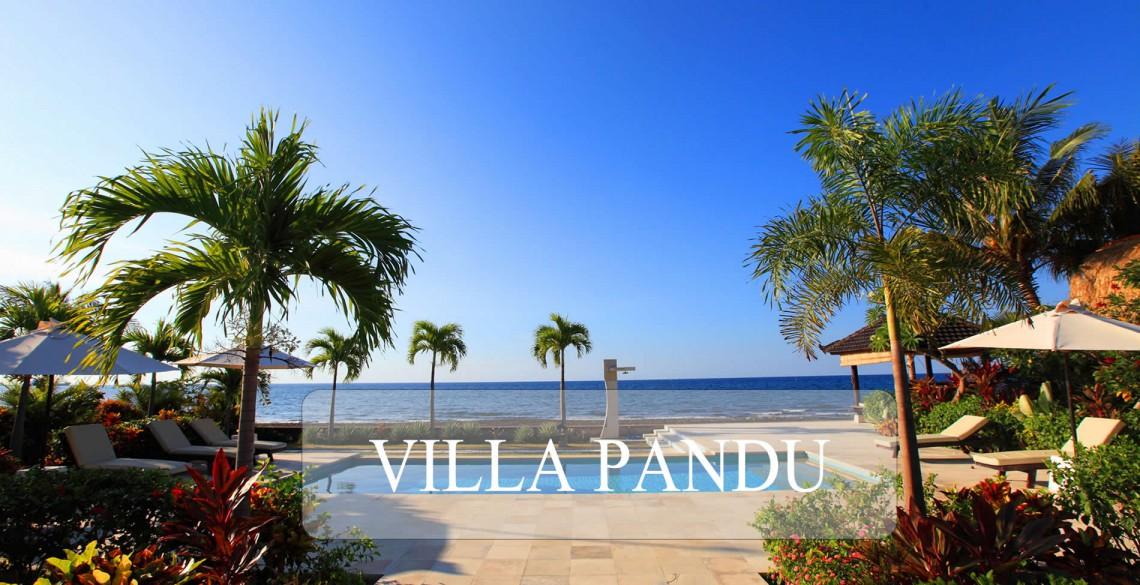 Villa Pandu Uitzicht